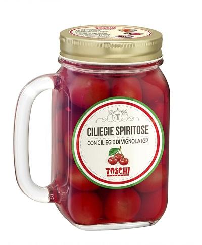 Cherries in Alcohol